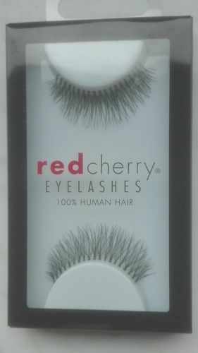 red cheery Eyelashes